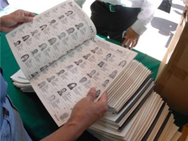Consulta La Lista Nominal De Electores De Mexico Lista ...