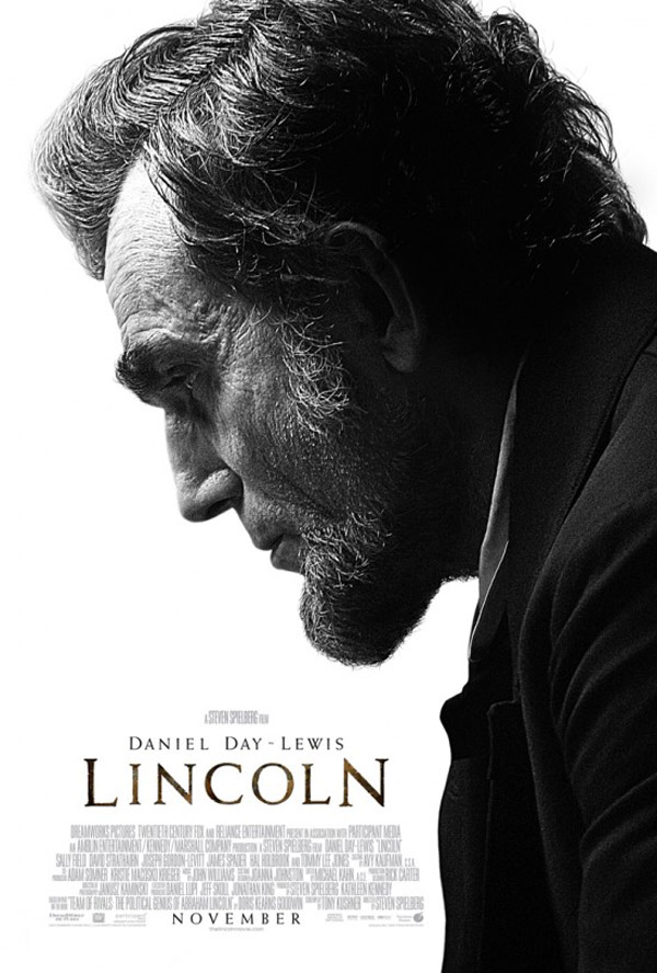 LINCOLN -PRIMER TEASER- - Blog MUNDO CINEMA