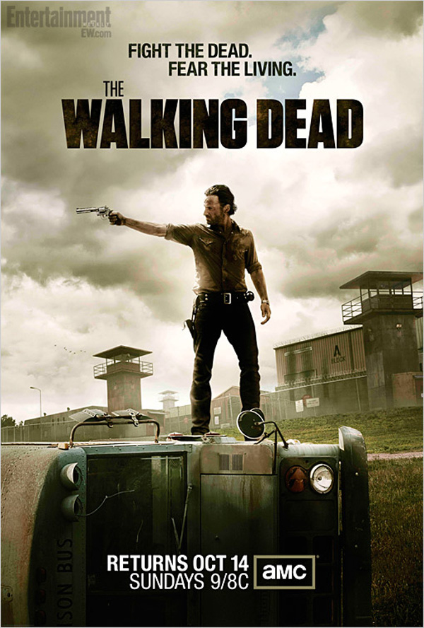 The walking Dead 3×01 Seed [HDTV] [+SubEsp]
