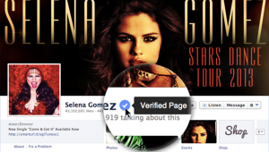 VERIFIED FACEBOOK