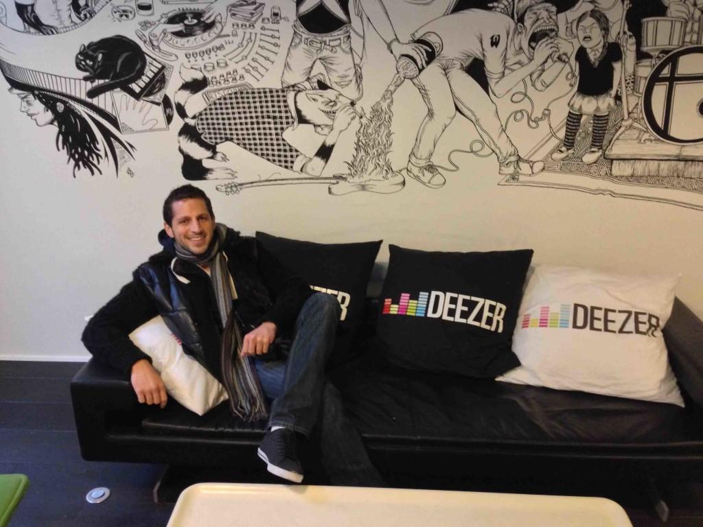 Director Deezer México_ Eduardo Mussali