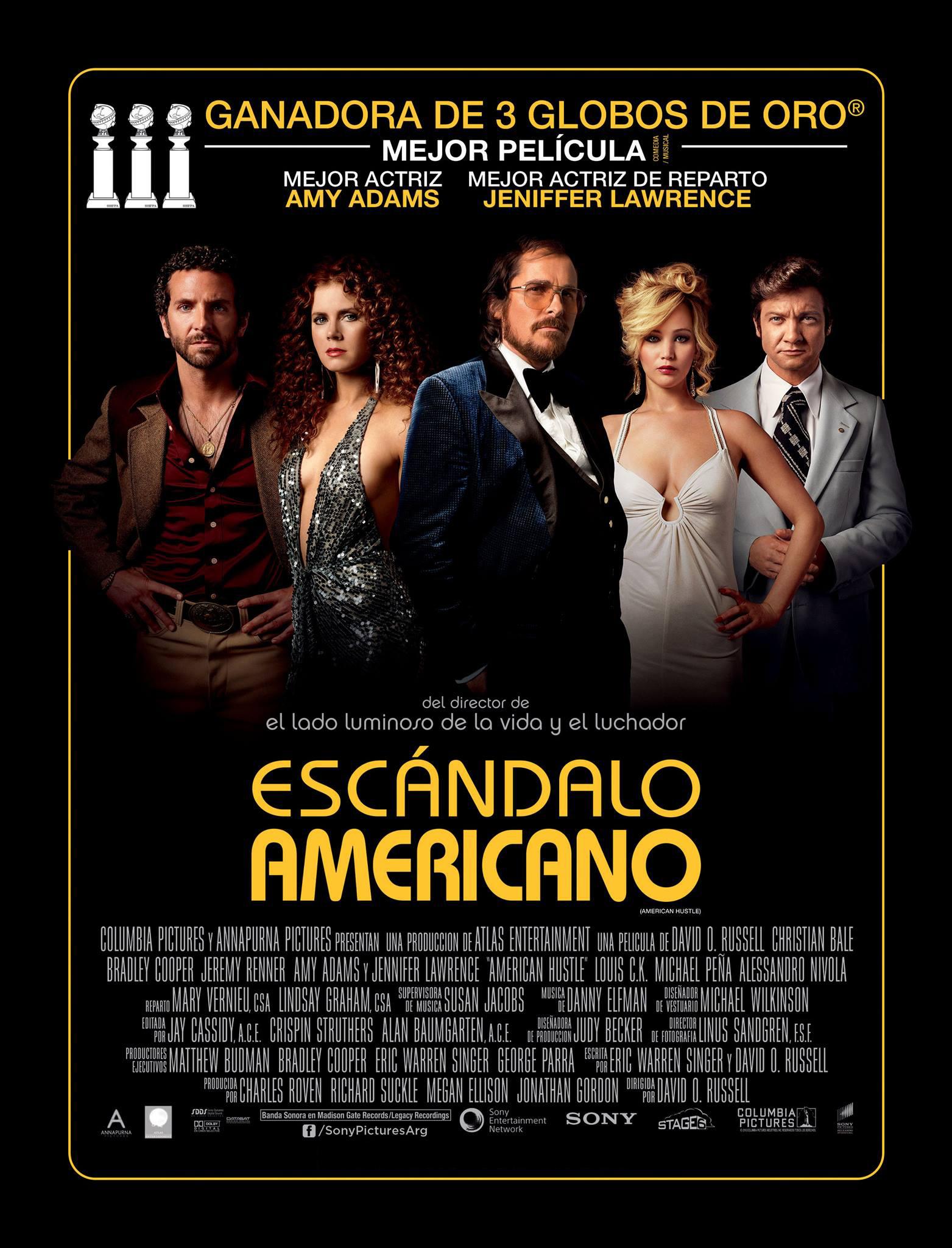ESCANDALO AMERICANO