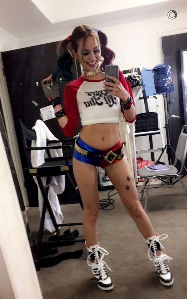 harley in the nut house