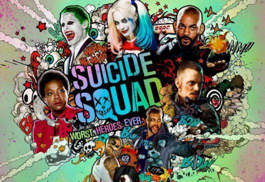 Escucha el primer track del SOUNDTRACK de SUICIDE SQUAD