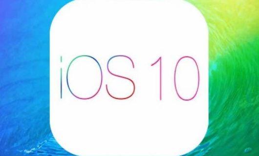 iOS10 ya esta disponible