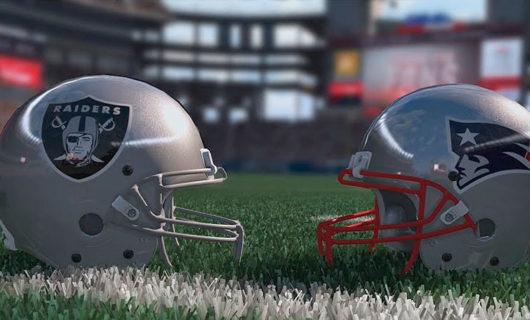 La NFL confirma el partido RAIDERS vs PATRIOTS en MÉXICO