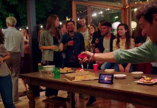 NINTENDO presenta su primer spot para el SUPER BOWL en la historia de la marca