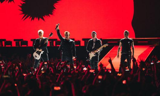 U2 CONFIRMA CONCIERTO EN MÉXICO Y GIRA POR SUDAMÉRICA