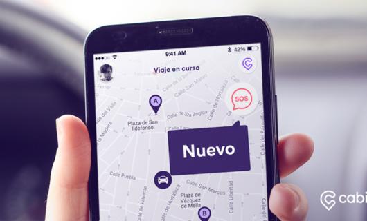 Cabify introduce nuevas funciones de seguridad en México